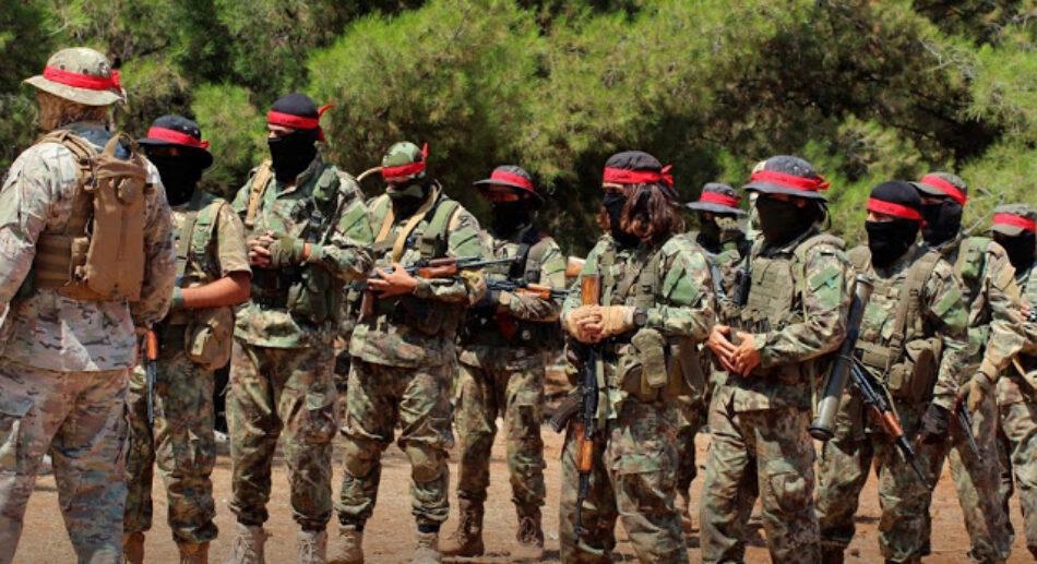 En Idlib los yihadistas presentarán un frente unido contra el ejército regular sirio