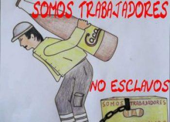 Una onada de solidaritat amb la vaga a Cacaolat