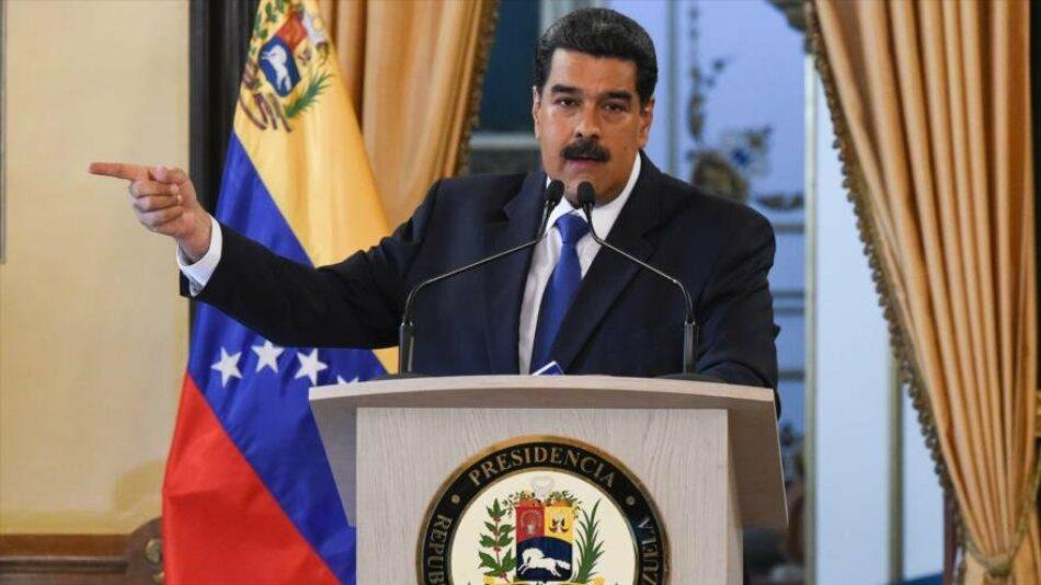 Maduro: Guaidó responderá tarde o temprano ante la justicia
