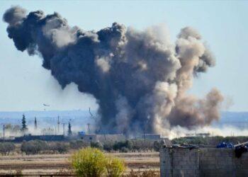 Bombardeo de coalición de EEUU deja 70 civiles muertos en Siria