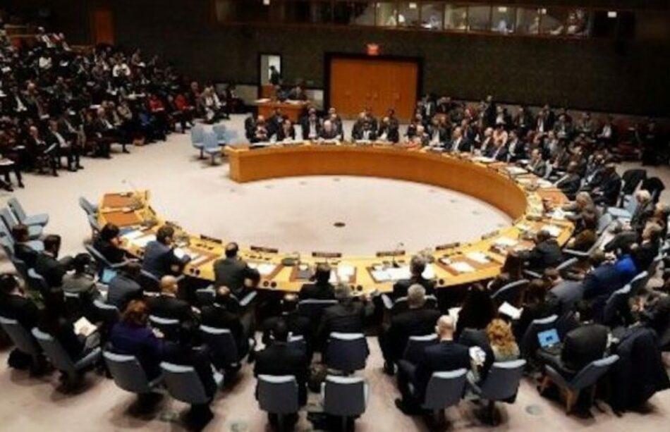 Venezuela. Estados de la Asamblea y Consejo de Seguridad de la ONU reconocen al presidente Nicolás Maduro