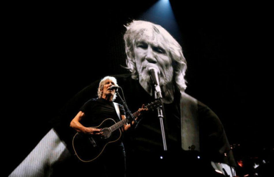 """""""La situación de Julian es grave"""": Roger Waters apoya las manifestaciones para que Australia asile a Assange"""