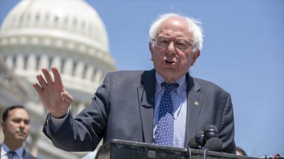 Bernie Sanders aspira a ser candidato demócrata en elecciones de 2020