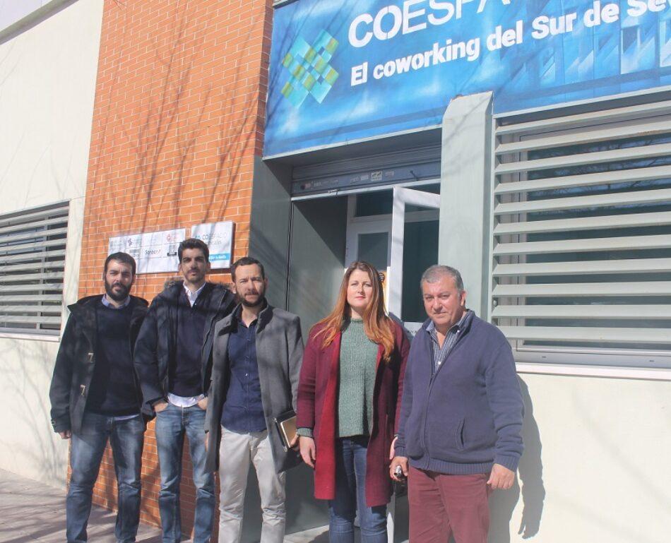 Adelante Sevilla integrará en su programa medidas en apoyo al pequeño comercio y por una ciudad viva