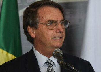 Bolsonaro rindió homenaje al dictador Alfredo Stroessner durante acto en Itaipú