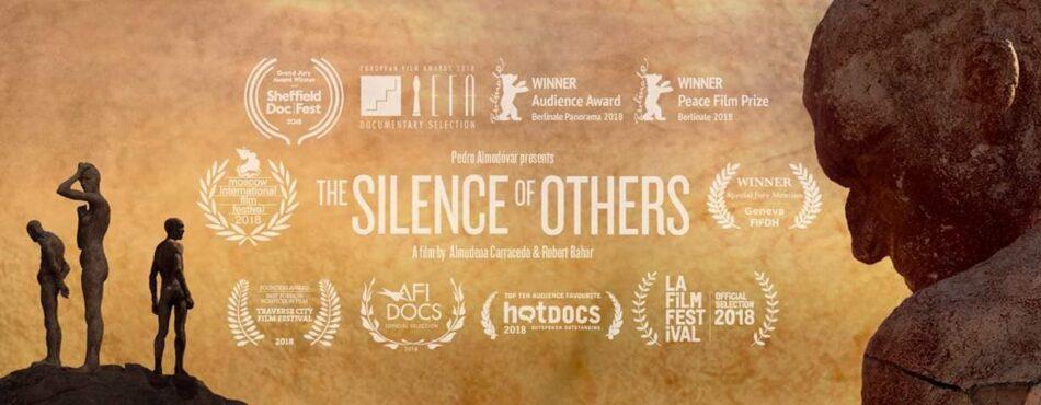 «El silencio de los otros», premio Goya a la mejor película documental