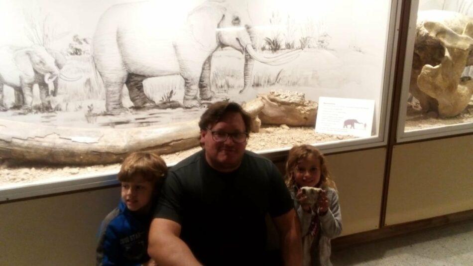 El hallazgo paleontológico de una niña de tres años