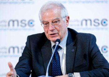 Josep Borrell: «Mike Pence no puede pedirnos que no actuemos de acuerdo a la constitución venezolana»