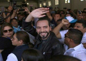 Nayib Bukele se impone en elecciones presidenciales de El Salvador