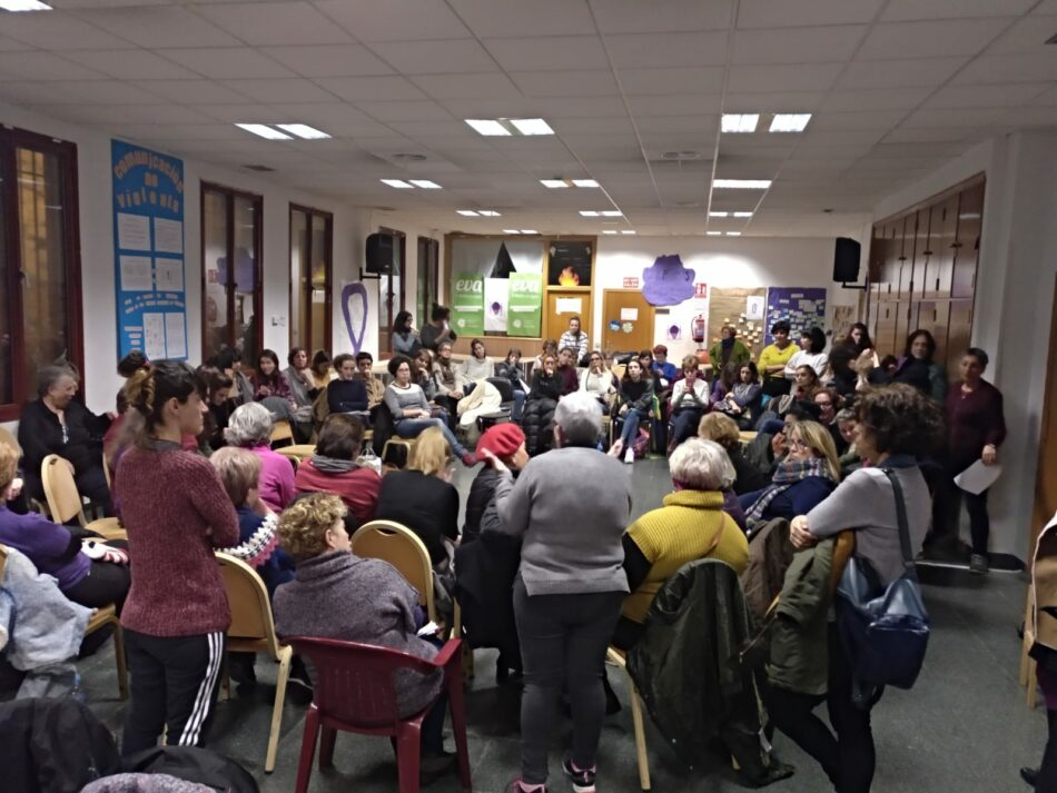 A un mes de la gran huelga general feminista, más de 80 mujeres creamos la Comisión Abolicionista del 8M Madrid