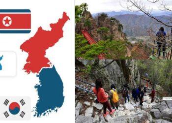Histórico encuentro intercoreano en el Monte Kumgang