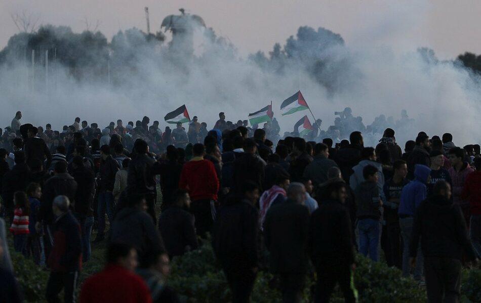 Al menos un joven muerto tras represión israelí en Gaza