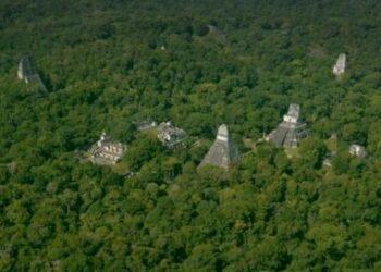 Descubren gran ciudad Maya en Centroamérica
