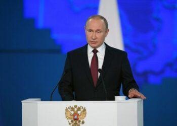 Putin: EE.UU. destruye base normativa de la seguridad internacional