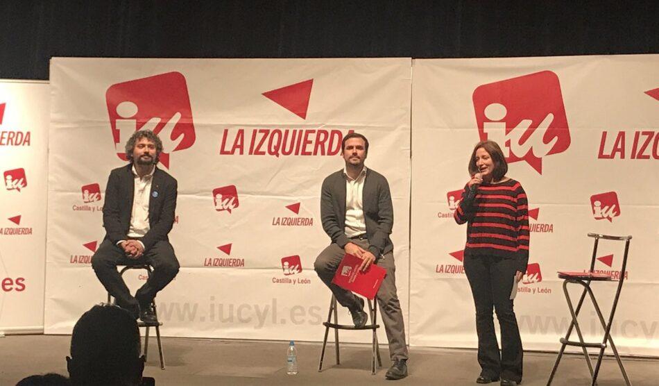 """Alberto Garzón: """"Tenemos que ser capaces de reubicarnos en un nuevo escenario"""""""