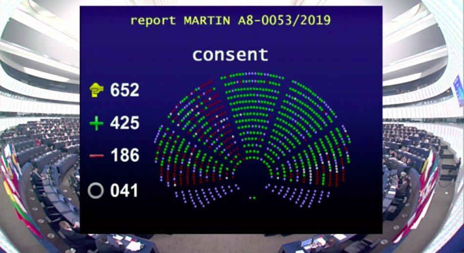 Organizaciones de toda Europa apelan a los Parlamentos nacionales frente al Parlamento Europeo reclamando el rechazo al acuerdo de inversiones con Singapur