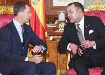 """Izquierda Unida muestra su """"total rechazo"""" a la visita que Felipe de Borbón inicia hoy al Reino de Marruecos"""