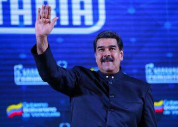 """Maduro reta a Guaidó a convocar elecciones presidenciales para """"darle una revolcada"""""""