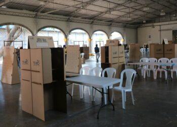 Comienzan las elecciones presidenciales en El Salvador