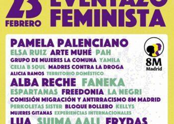 Madrid acoge hoy el Eventazo Feminista