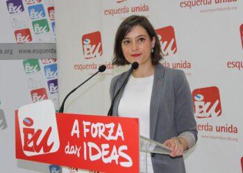 Esquerda Unida denuncia o gravoso investimento en obras para o Gaiás por parte do Goberno Galego