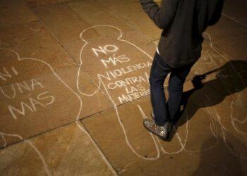Protestas en Argentina contra el aumento de los feminicidios
