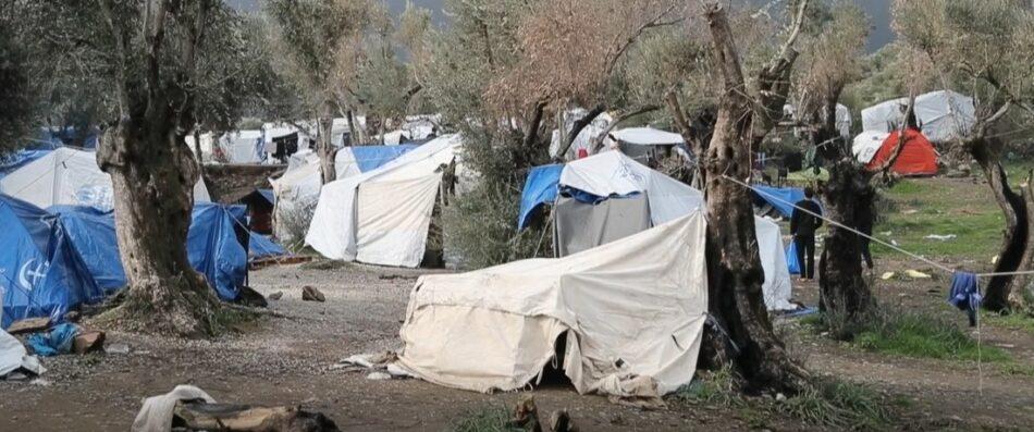 CEAR y el Consejo Griego denuncian el «abandono inhumano» de Europa a los refugiados