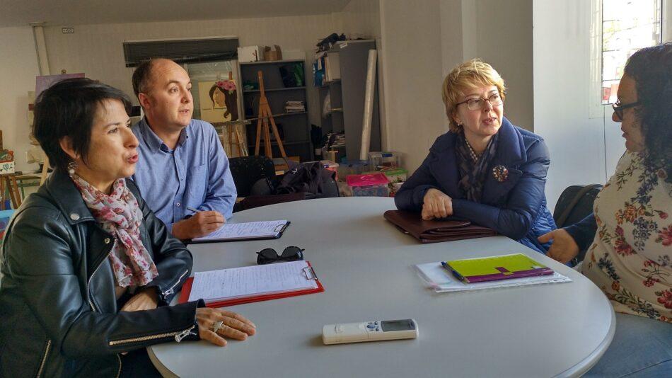 IU se compromete a buscar espacios de reunión para todas las asociaciones activas de Roquetas
