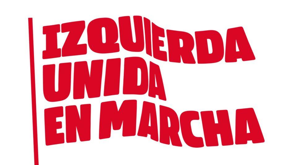"""IU presenta su campaña 'En Marcha!' dirigida a """"reforzar nuestro perfil propio y la presencia en el espacio público"""" de cara a las próximas elecciones"""