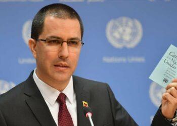 Venezuela acusa a EEUU y Colombia de violar la Carta de la ONU