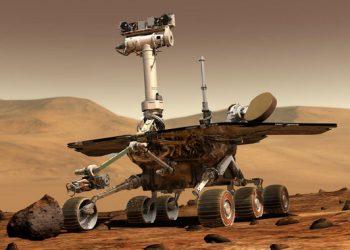 La NASA confirma la 'muerte' del rover Opportunity en Marte