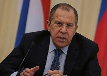 Lavrov niega posible regreso a guerra fría con EE.UU.