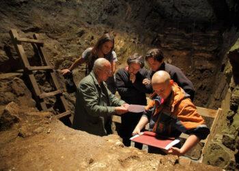 Los primeros homínidos de Denisova ocuparon la cueva hace 200.000 años