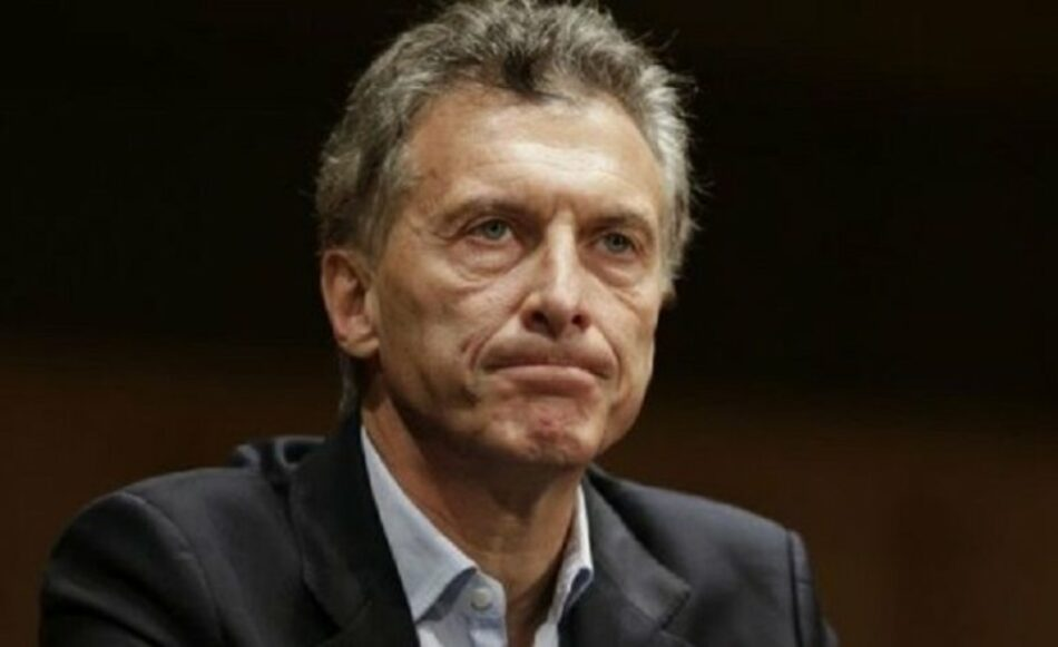 La popularidad de Macri se desploma en pleno año electoral