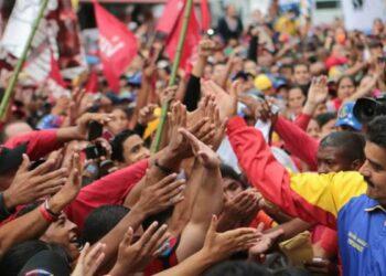 Maduro y el pueblo venezolano dan ejemplo y siguen venciendo
