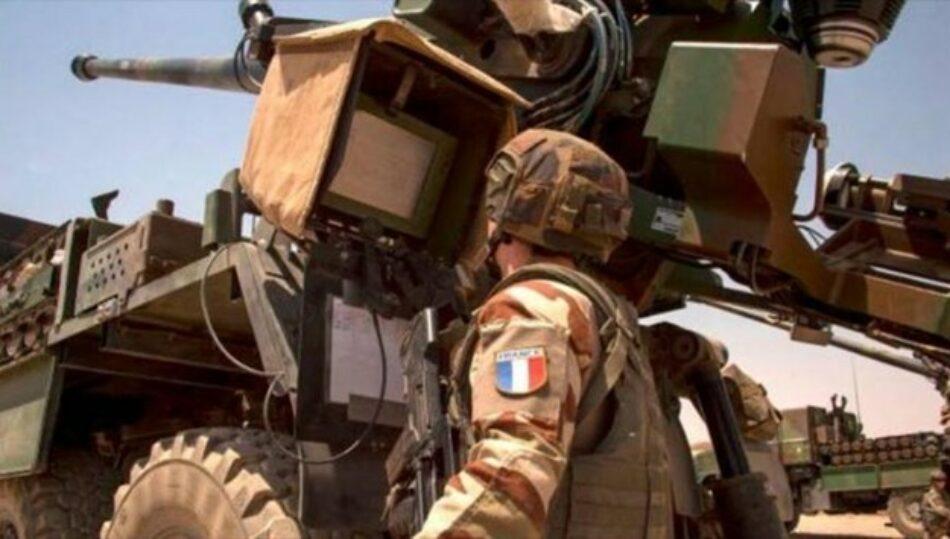 Ataque contra el cuartel general de la Inteligencia francesa en Raqqa