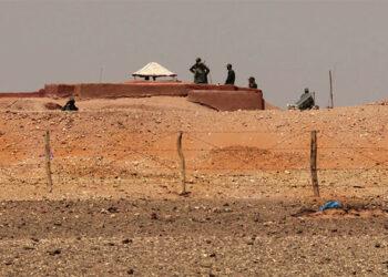 La ONU aúna fuerzas para limpiar el Berm, el campo minado del Sahara Occidental