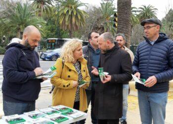 """El PCA llama a la participación del 28F: """"Si no defendemos la autonomía, otros desde Madrid nos impondrán una Andalucía subordinada a sus intereses"""""""