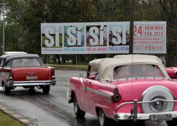 Todo listo en Cuba para el referendum constitucional