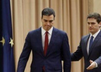 Sánchez, Rivera y el Gatopardismo que no cesa
