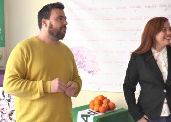 Podemos pide al Gobierno defender la producción de las naranjas de Andalucía frente a la importación sudafricana