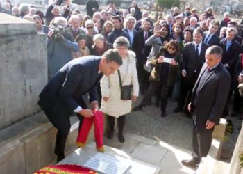 """Homenaje del presidente del gobierno Pedro Sánchez al exilio español en el 80 aniversario de la Retirada: """"Debemos pedirles perdón"""""""