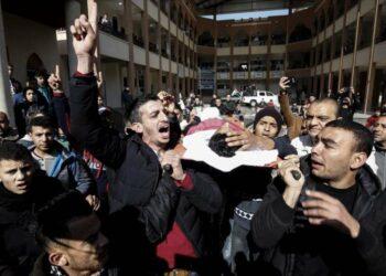 Unicef urge a Israel a poner fin a masacre de niños palestinos