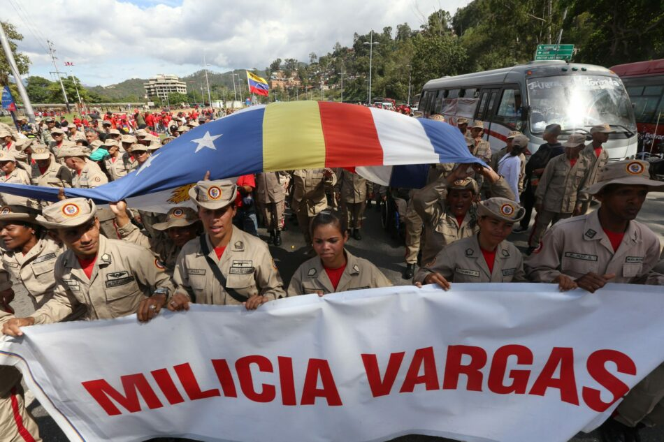 Trump muestra su frustración con la exitosa unión civil militar venezolana