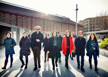 """Ada Colau presenta el seu equip per consolidar una agenda de """"canvi i esperança"""" a Barcelona"""