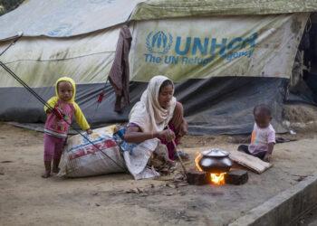 Naciones Unidas pide 920 millones de dólares para atender la crisis humanitaria rohingya en 2019