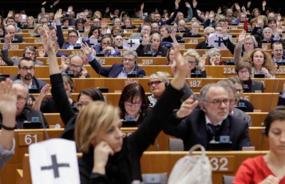 Venezuela, la página negra del Parlamento Europeo