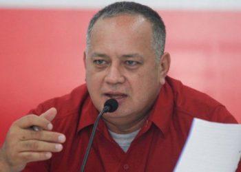 """Entrevista a Diosdado Cabello: """"El que ordenó cortar la luz, a sabotear, es un criminal genocida"""""""