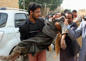 'Bombas de EEUU y el Reino Unido causaron 1000 víctimas en Yemen'