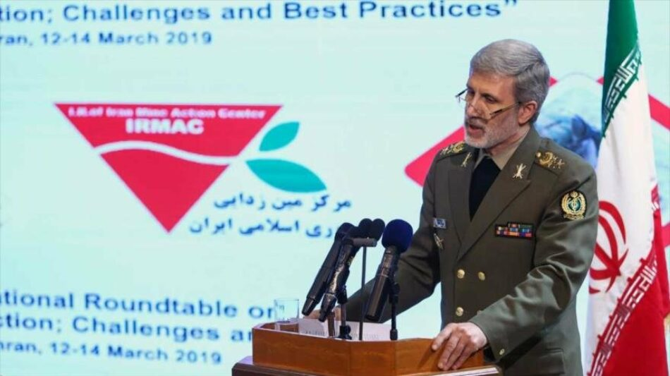 """""""Irán dará respuesta firme si Israel actúa contra sus petroleros"""""""